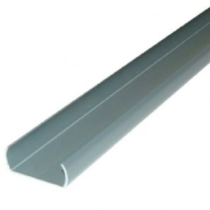 Graphite Eco Fencing Plastic Utility Strip